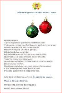 Postal de Natal_face e pagina da net