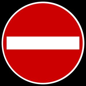 traffic-sign-6657_640