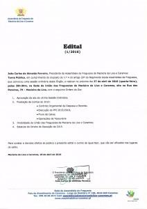 Edital nº 01_2016_Assembleia Freguesia Macieira da Lixa e Caramos