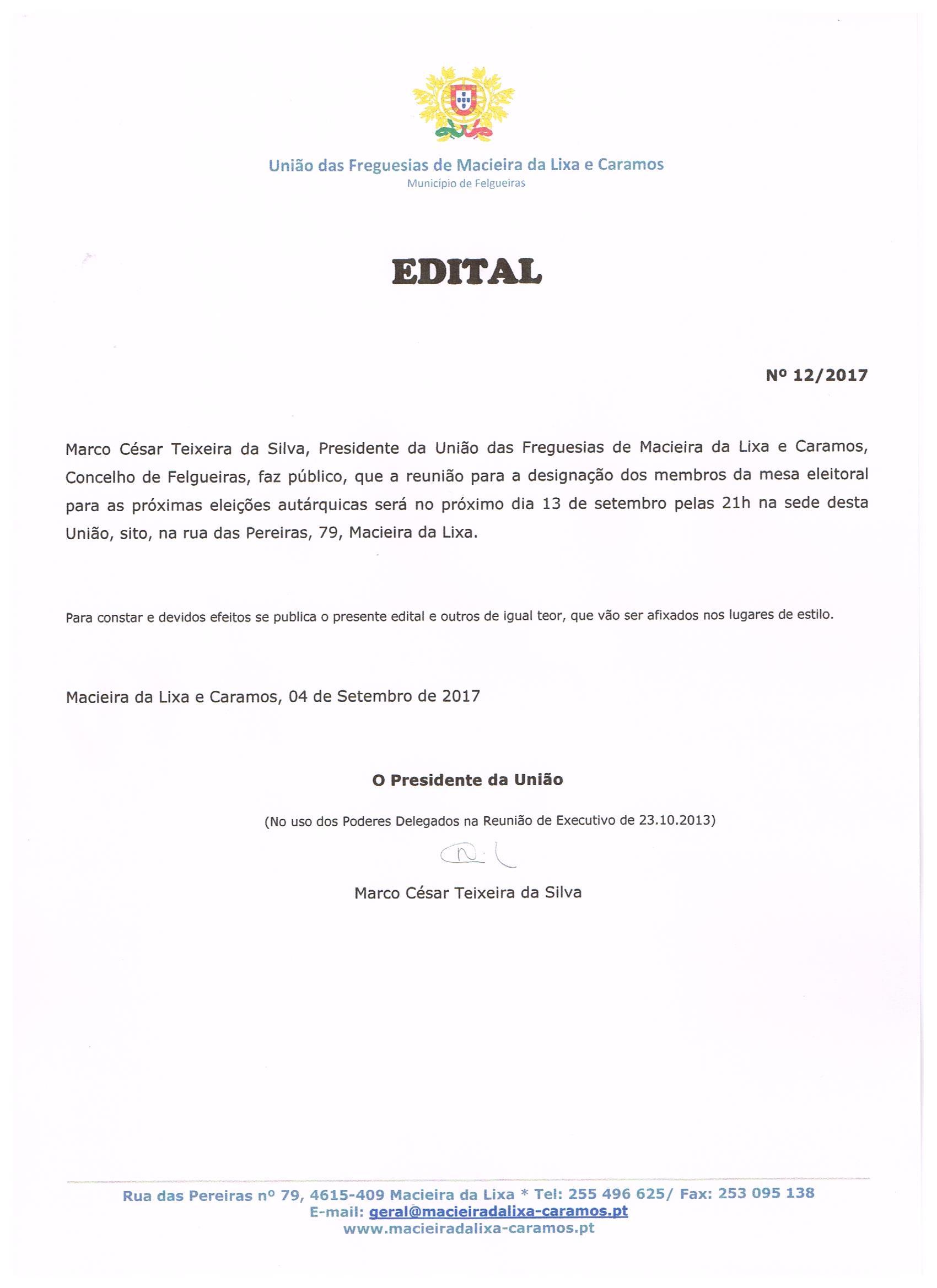 Edital nº 12_2017